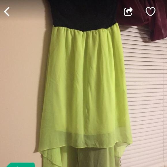 Deb Dresses & Skirts - High low dress